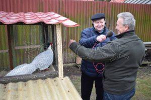 Rozhovor s chovateľom vzácneho bažanta strieborného Antonom Dzvoníkom